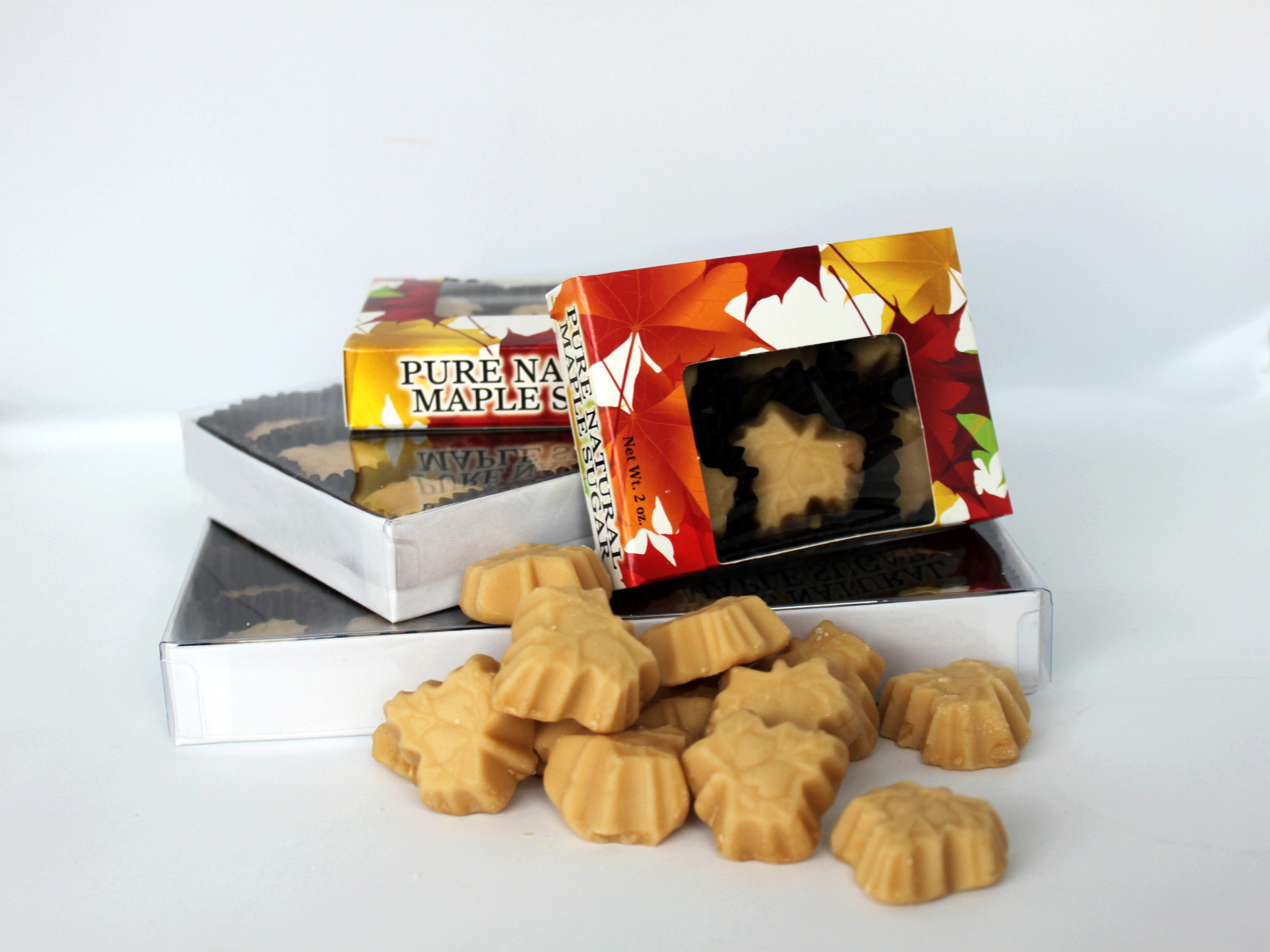 Pure Maple Candies