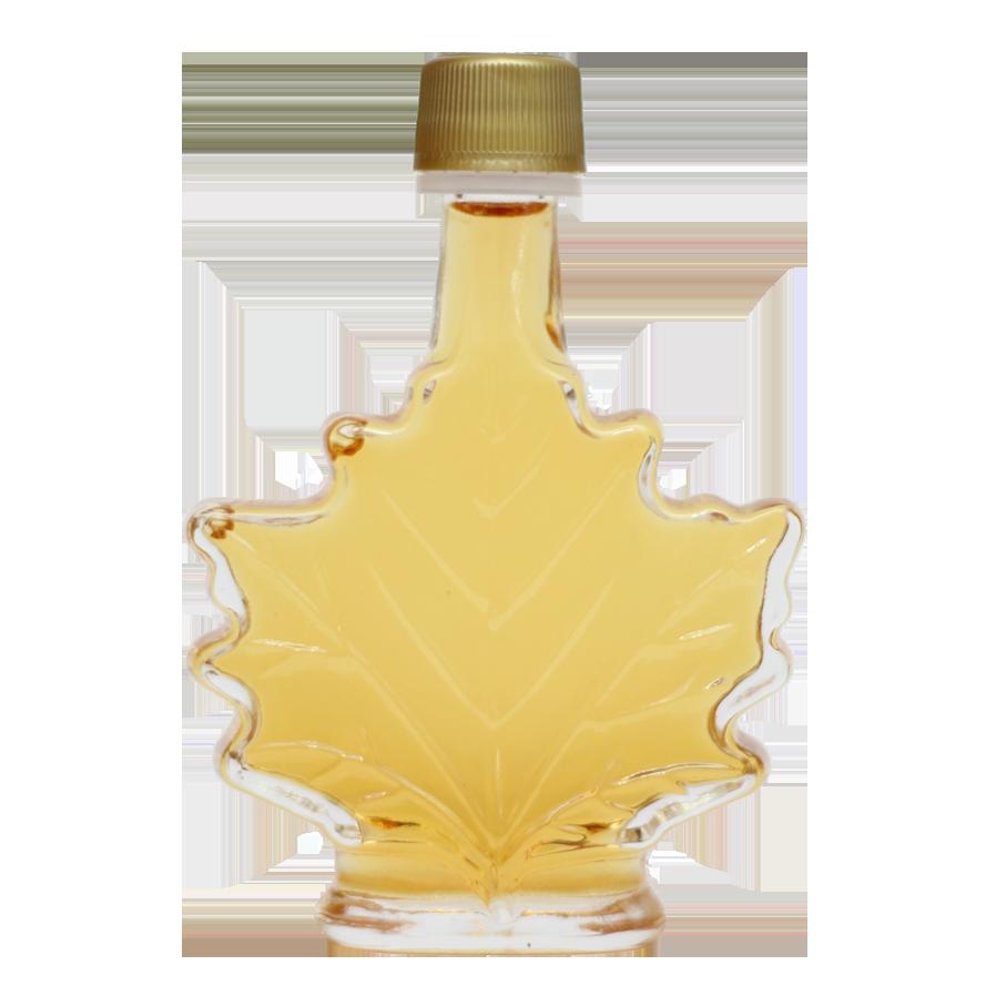 100ml Glass Maple Leaf