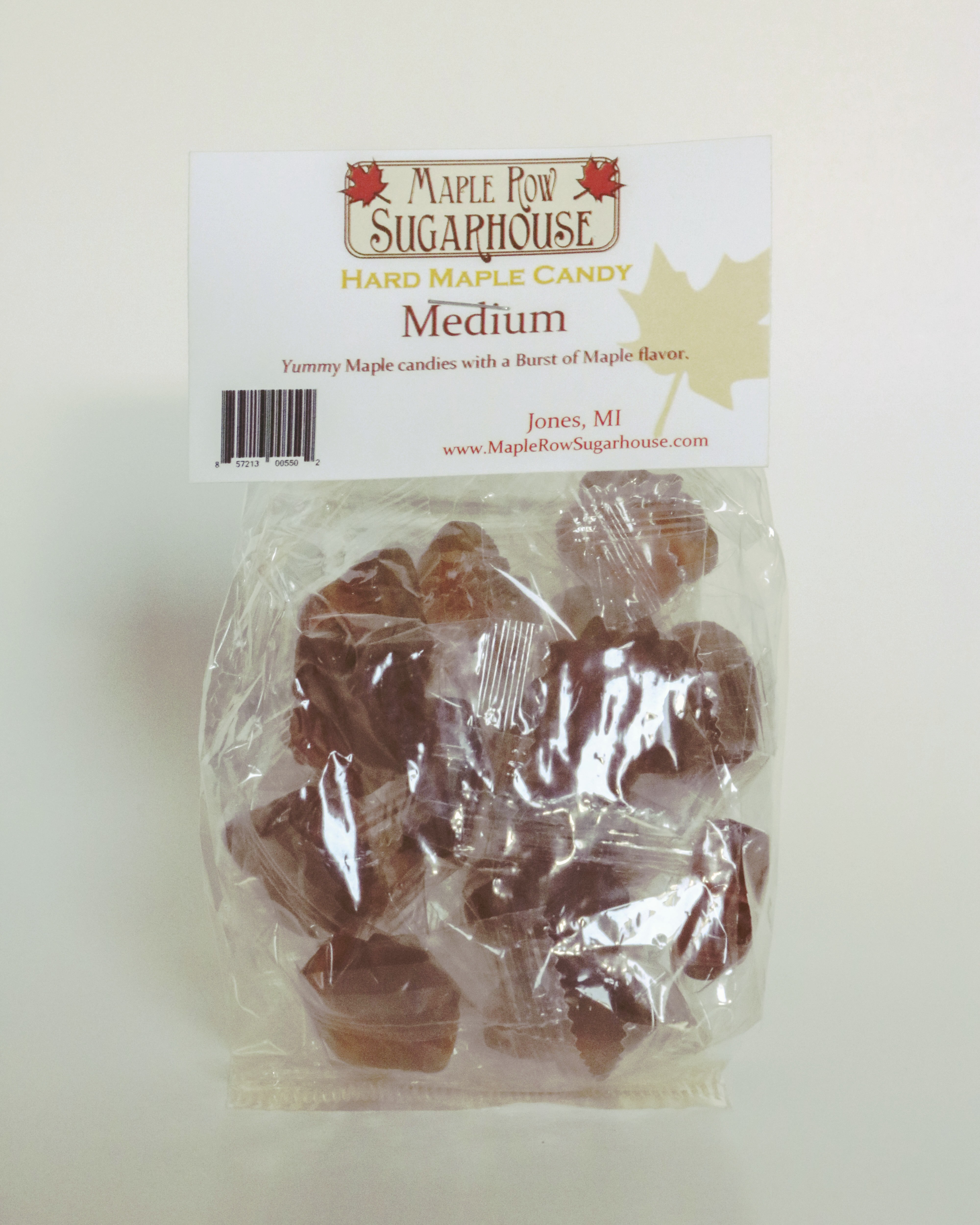 b8274074c00 Hard Maple Leaf Candies - medium - Maple Candies - Speciality