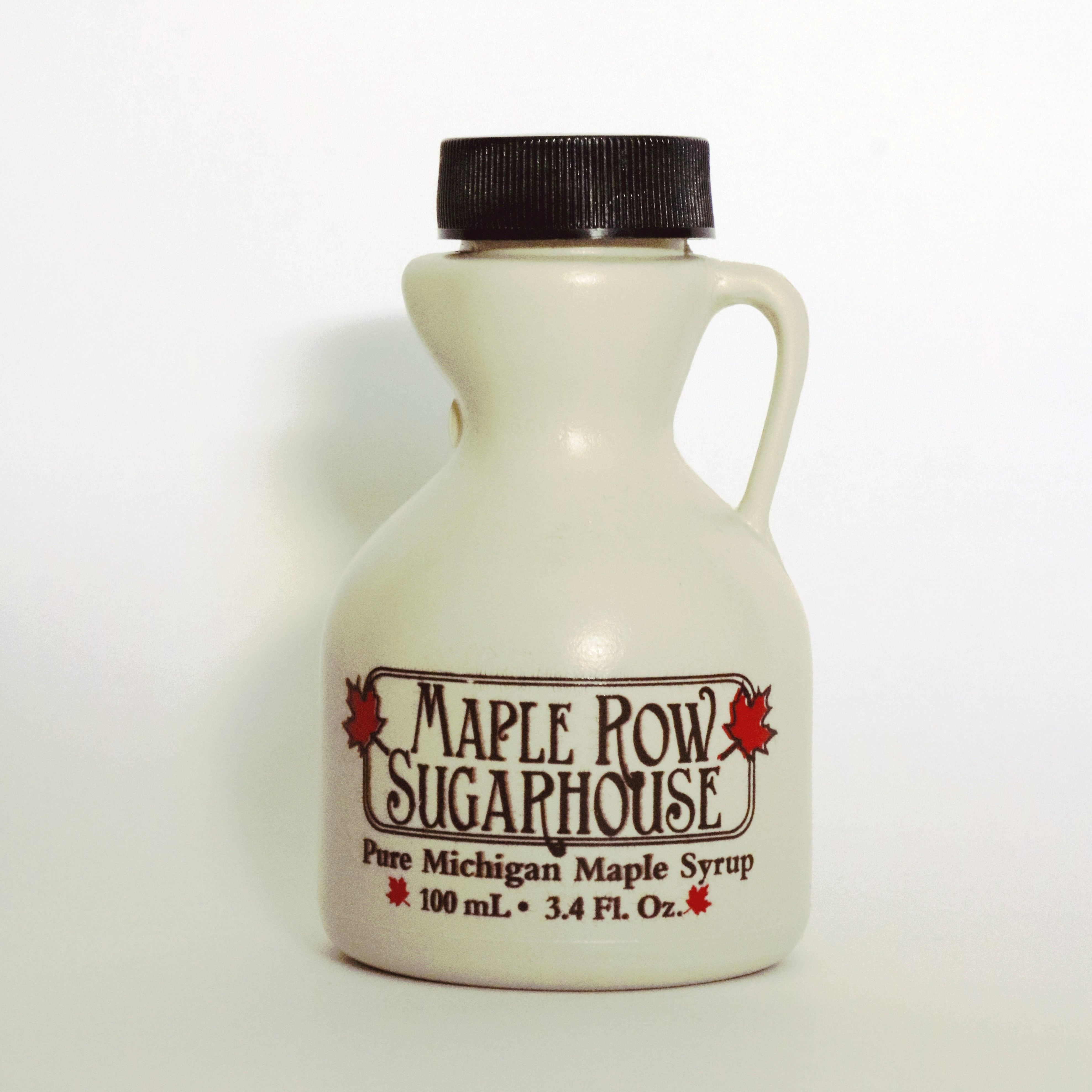 3.4 oz pure maple syrup