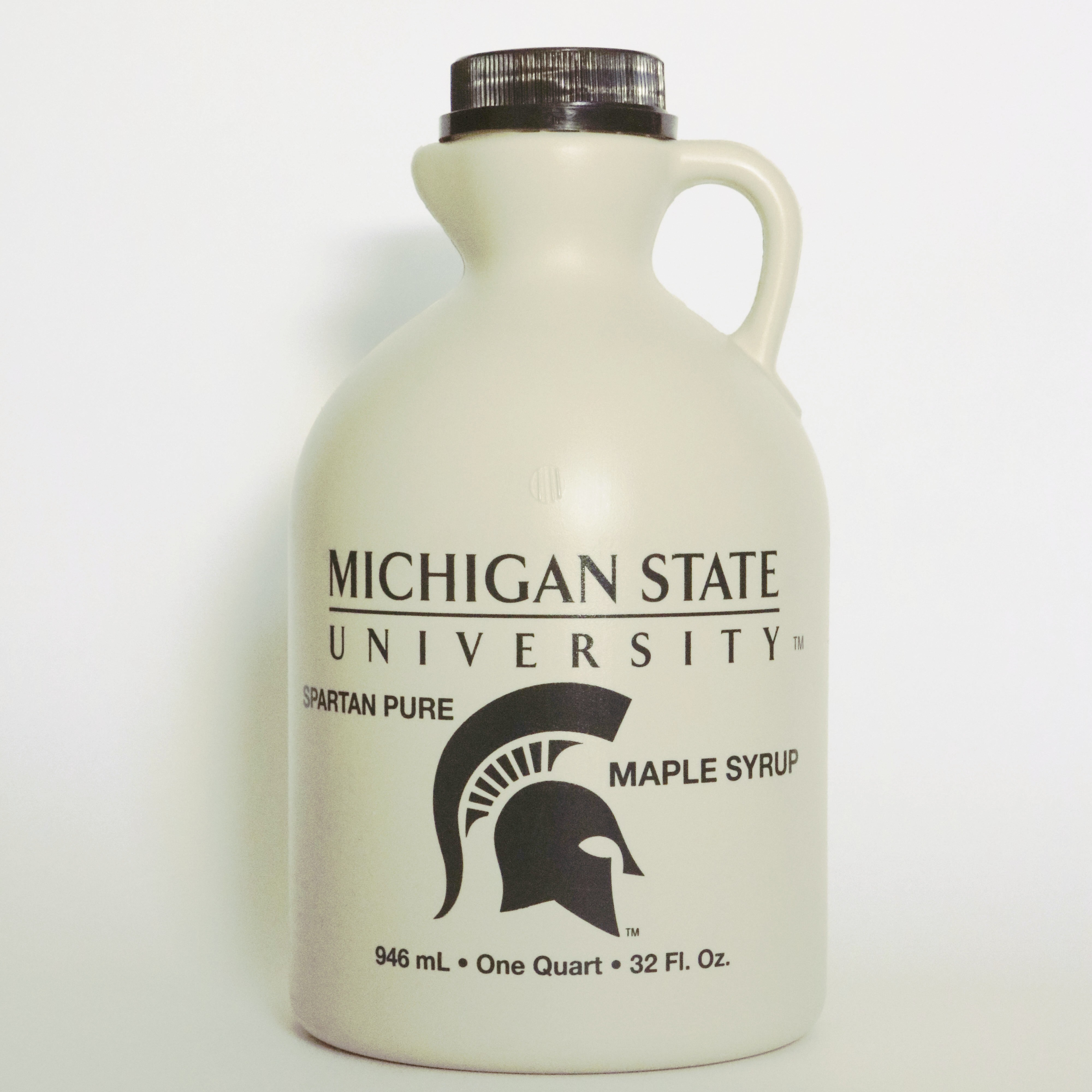 Quart MSU maple syrup