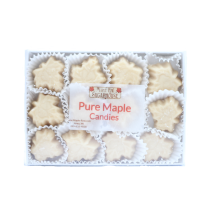 quarter pound pure maple candy