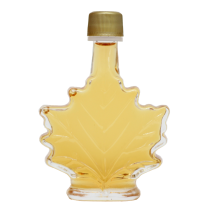 100ml Glass Maple Leaf