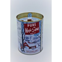 540ml Maple syrup candle