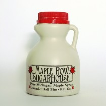 half pint (8oz) pure maple syrup
