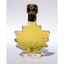 50ml glass maple leaf