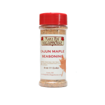 Maple Cajun Seasoning 4-oz