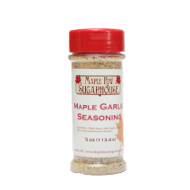 maple garlic seasoning 5 oz