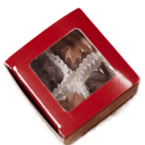 Maple Cream Truffle - 4pc